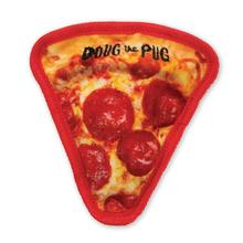 Incrediplush Doug the Pug Dog Toy - Pizza Slice