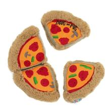 Incrediplush Doug the Pug Dog Toy - Pizza Puzzle