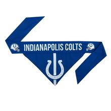 Indianapolis Colts Tie On Dog Bandana