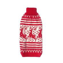 Classic Reindeer Alpaca Dog Sweater by Alqo Wasi