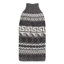 Indigenous Alpaca Dog Sweater by Alqo Wasi