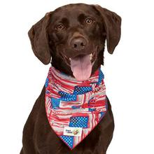 Insect Shield Patriotic Dog Bandana