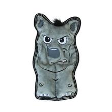 Invincibles Tough Seamz Dog Toy - Rhino