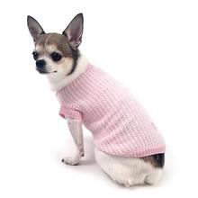 It's A Girl Dog Sweater By Truly Oscar - Pink