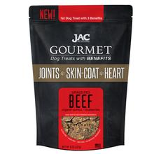 JAC Pet Nutrition Gourmet Functional Dog Treats - Ranch Raise Beef