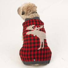Jackson Novelty Dog Sweater - Moose