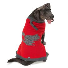 Jackson Novelty Dog Sweater - Red Squirrel