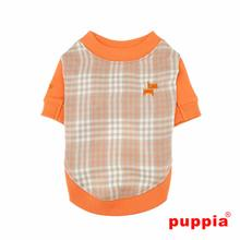 Jasper Dog Shirt by Puppia - Orange