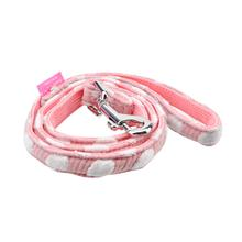 Joceline Dog Leash By Pinkaholic - Pink