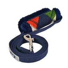 Jolly Dog Leash by Puppia - Navy