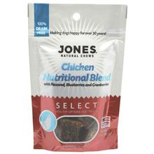 Jones Select Dog Treat - Chicken Nutritional Blend