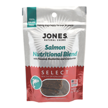 Jones Select Dog Treat - Salmon Nutritional Blend