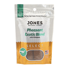 Jones Select Dog Treat - Pheasant Exotic Blend
