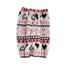Joy Dog Snood by Pinkaholic - Indian Pink