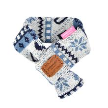 Joy Muffler Dog Scarf by Pinkaholic - Navy
