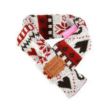 Joy Muffler Dog Scarf by Pinkaholic - Wine