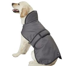 Juneau Dog Coat - Charcoal