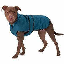 Juneau Dog Coat - Teal