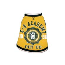 K9 Academy Dog Tank Top - Yellow