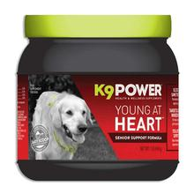 K9 Power Young at Heart Senior Dog Supplement