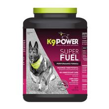 K9 Power Super Fuel Energy & Muscle Dog Supplement