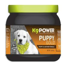K9 Power Puppy Gold Dog Supplement