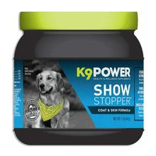 K9 Power Show Stopper Dog Healthy Coat and Skin Supplement