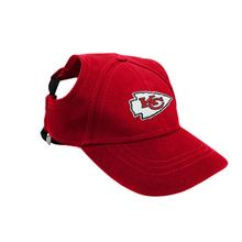 Kansas City Chiefs Pet Baseball Hat