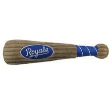 Kansas City Royals Plush Baseball Bat Dog Toy