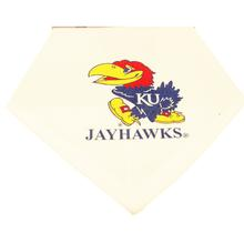 Kansas Jayhawks Dog Bandana