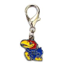 Kansas Jayhawks Dog Collar Charm by Diva Dog