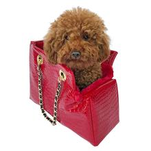 Kate Dog Carrier by The Dog Squad - Red Croc