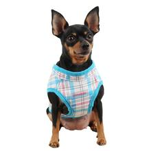 Kayla Pinka Wrap Dog Harness by Pinkaholic - Blue