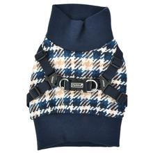 Kellen Pullover Jacket Dog Harness by Puppia - Navy