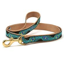 Peacock Dog Leash by Up Country