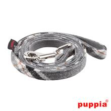 Kemp Dog Leash by Puppia - Gray