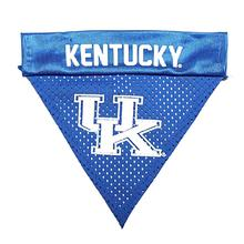 Kentucky Wildcats Dog Bandana Collar Slider