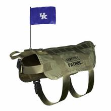 Kentucky Wildcats Tactical Vest Dog Harness