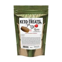 Ketogenic Pet Foods Keto-Treats™ Cat & Dog Treats - Quail