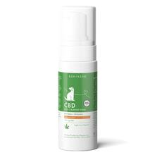 kin+kind CBD Calming Foam In Bergamot Lime For Dogs
