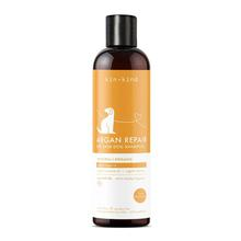 kin+kind Argan Repair Dry Skin Organic Shampoo For Dogs