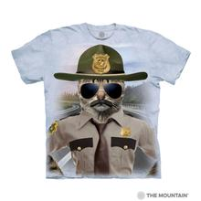 Kitten Trooper Human T-Shirt by The Mountain