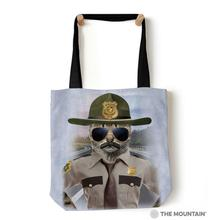 Kitten Trooper Tote Bag by The Mountain