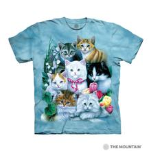 Kittens Human T-Shirt by The Mountain