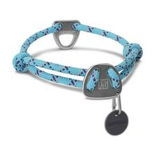 Knot-A-Collar Dog Collar by RuffWear - Blue Atoll