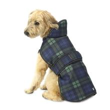 Kodiak Dog Coat - Green Plaid