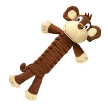 KONG Bendeez Dog Toy - Monkey