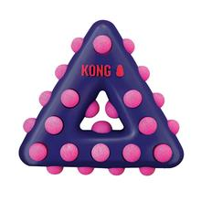 KONG Dotz Dog Toy - Triangle