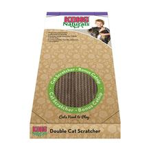 KONG Naturals Double Cat Scratcher