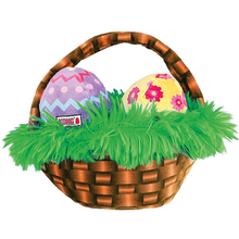KONG Spring Occasions Basket Dog Toy